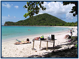 Caribbean Smuggler's Cove